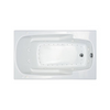 Image of Atlantis Eros 3260 Rectangular White Jetted Spa Tub