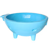 Image of ALFI FireHotTub The Round Fire Burning Portable Outdoor Bath Tub