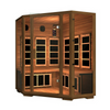 Image of JNH Lifestyles Freedom Corner Infrared Sauna