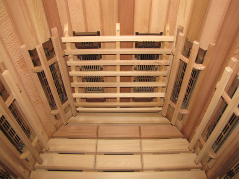INFRA-CORE Max Series Infrared Sauna by SaunaCore