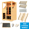 Image of JNH Lifestyle Ensi Sauna All-In-One Bundle