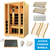Image of JNH Lifestyle Joyous Sauna All-In-One Bundle