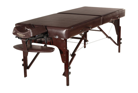 "Master Massage 31"" Carlyle™ LX Portable Massage Table Package"