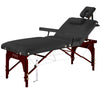 "Image of Master Massage 31"" Extra Wide Montclair Pro Memory Foam Portable Massage Table"