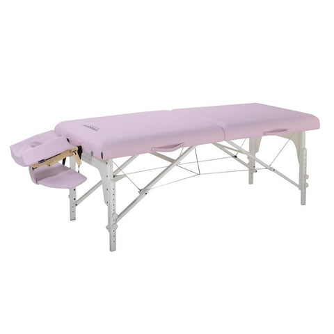 "Master Massage 31"" Extra Wide Montclair Pro Memory Foam Portable Massage Table"