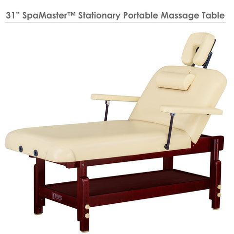 "Master Massage 31"" SAMSON™ Salon LX Portable Massage Table"