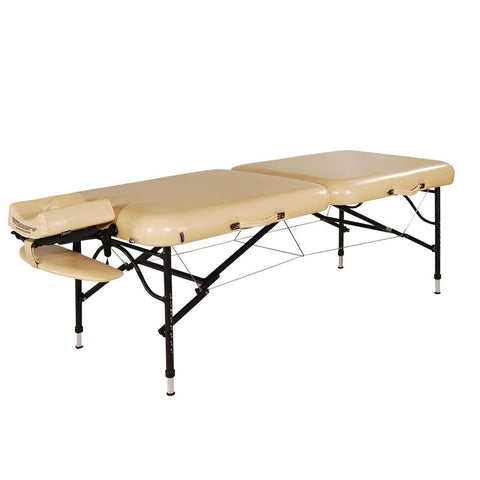 "Master Massage® 30"" ProAir™ Aluminum Portable Massage Table Package"