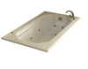 Image of Atlantis Mirage 3660 Rectangular Jetted Spa Bathtub