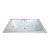 Image of Atlantis Neptune 4060 2-Person Rectangular Jetted Bathtub