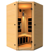 Image of Vivo 2-3 Person Corner Infrared Sauna