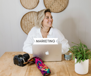 Monthly Marketing Packages - 10 hours with Roberta