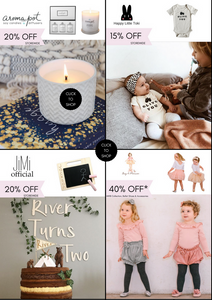 STYLISH DISCOUNT BOOK - SPRING POP UP STORE