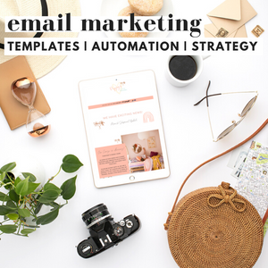 Email Marketing - Template, Automation, Strategy