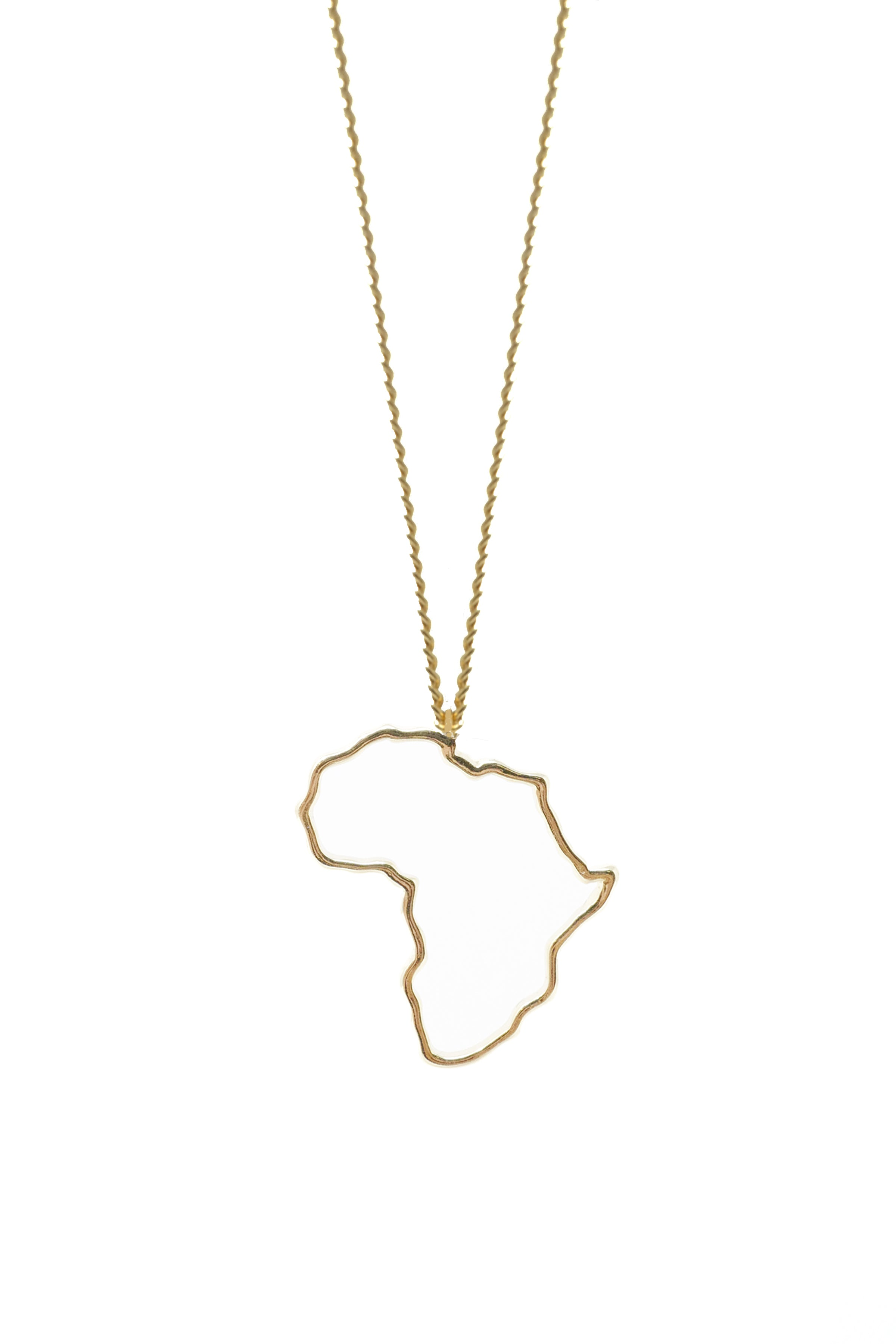 THE AFRICAN Necklace