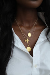 THE COWRIE Abundance Necklace I