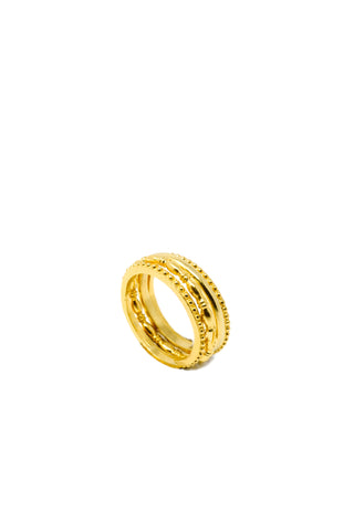 THE CLASSIC Half Round Ring