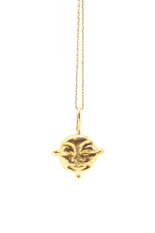 THE BUDDHA Head Necklace