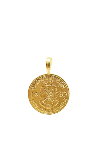 THE GHANA Crest Signet Ring I