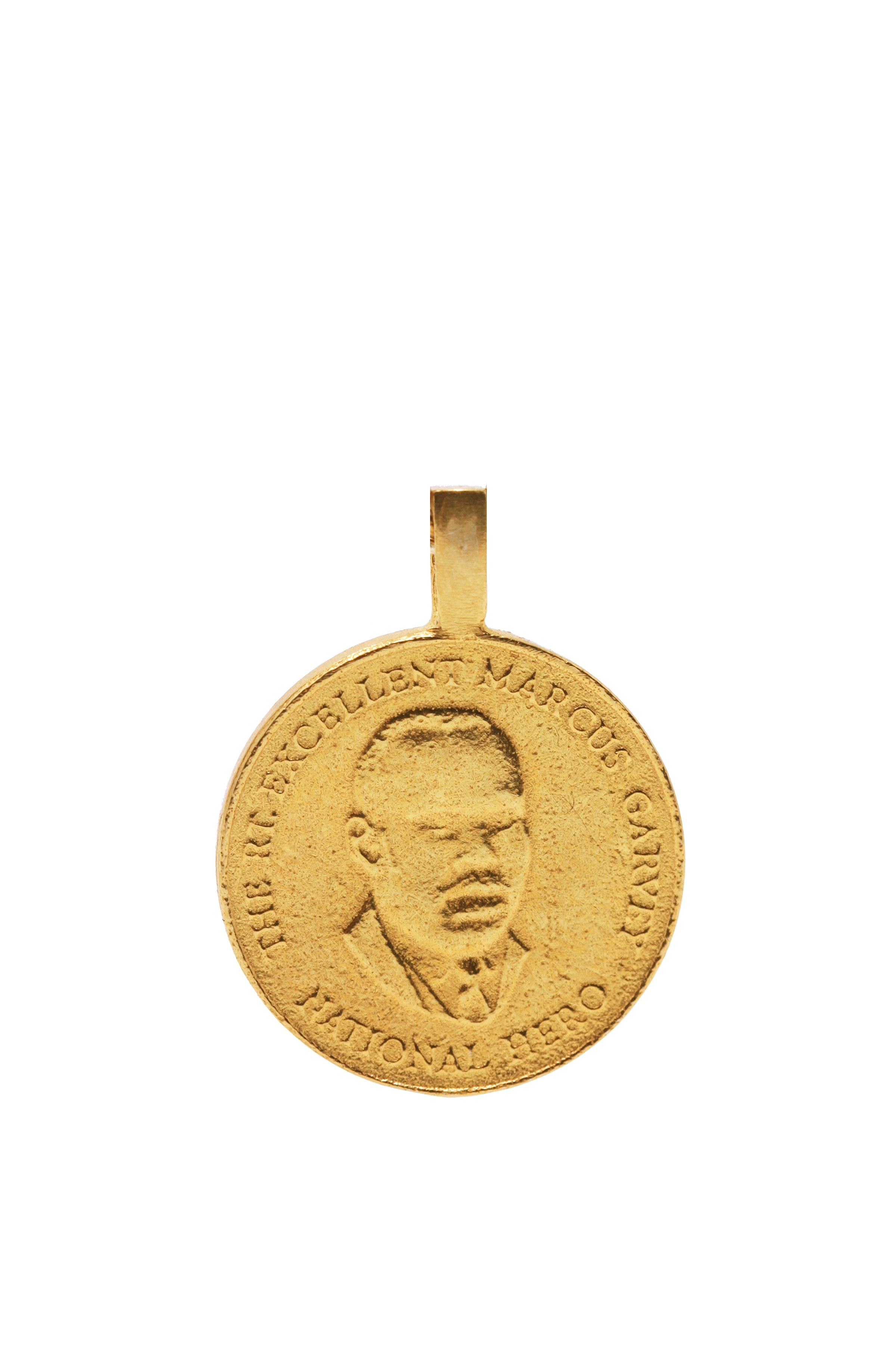 THE JAMAICA Garveyite Pendant