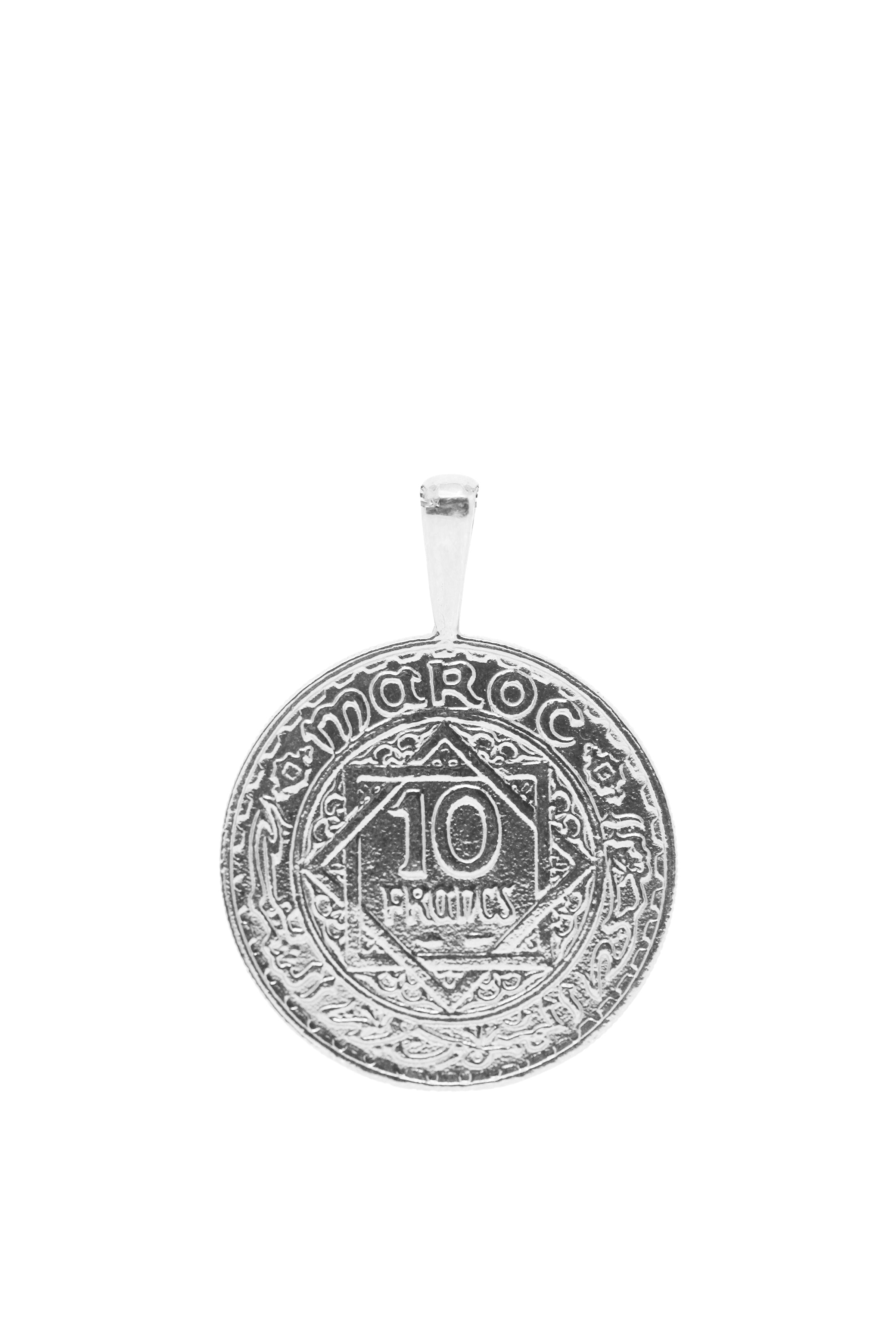 THE MOROCCO Coin Pendant