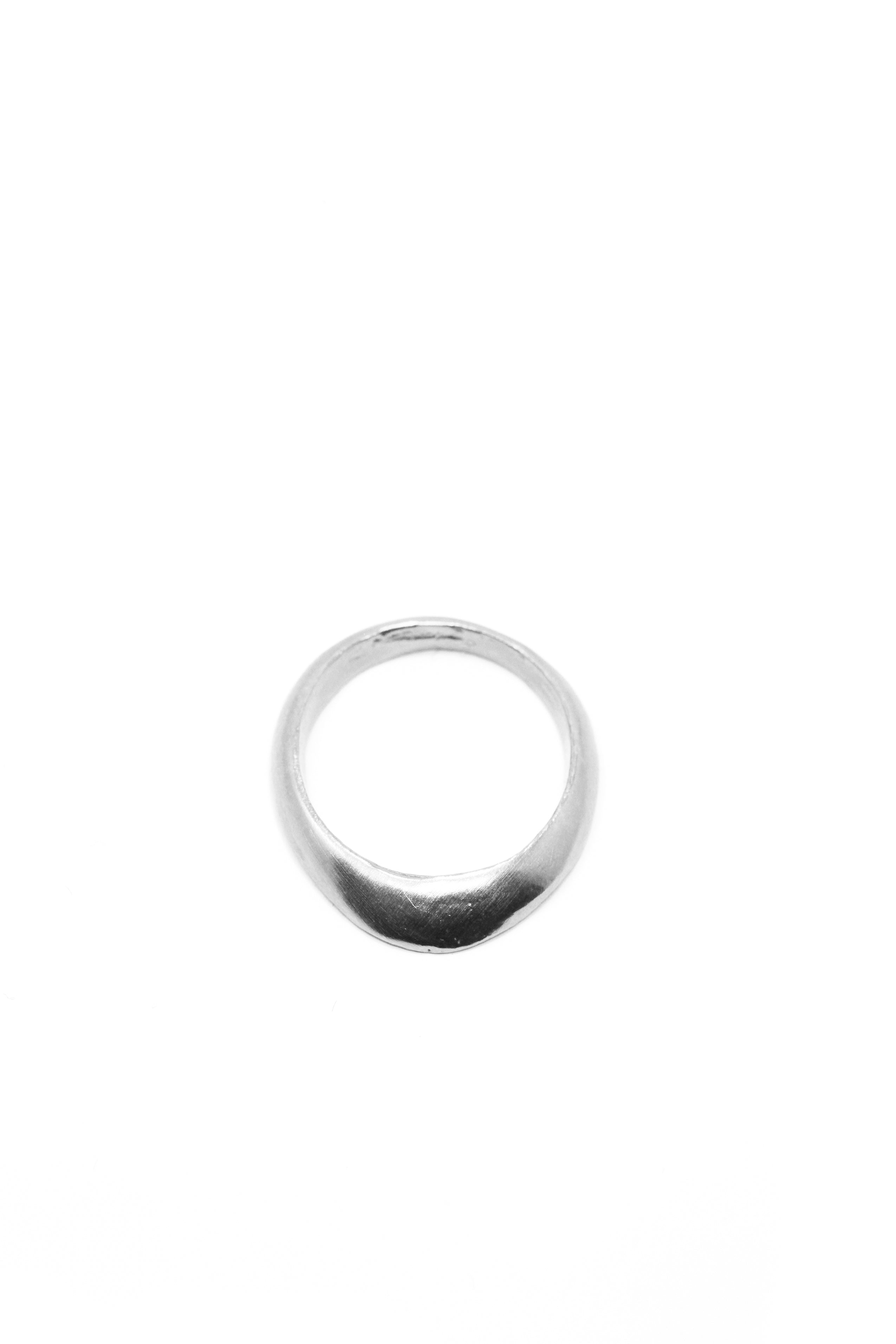 THE MOUND Ring I Sterling Silver