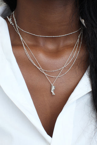 THE NEFERTITI Necklace Stack