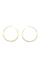 THE ORGANIC Hoop Earrings