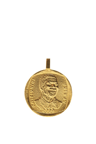 THE SOUTH Africa Mandela Pendant