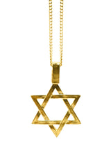 THE STAR of David Necklace II