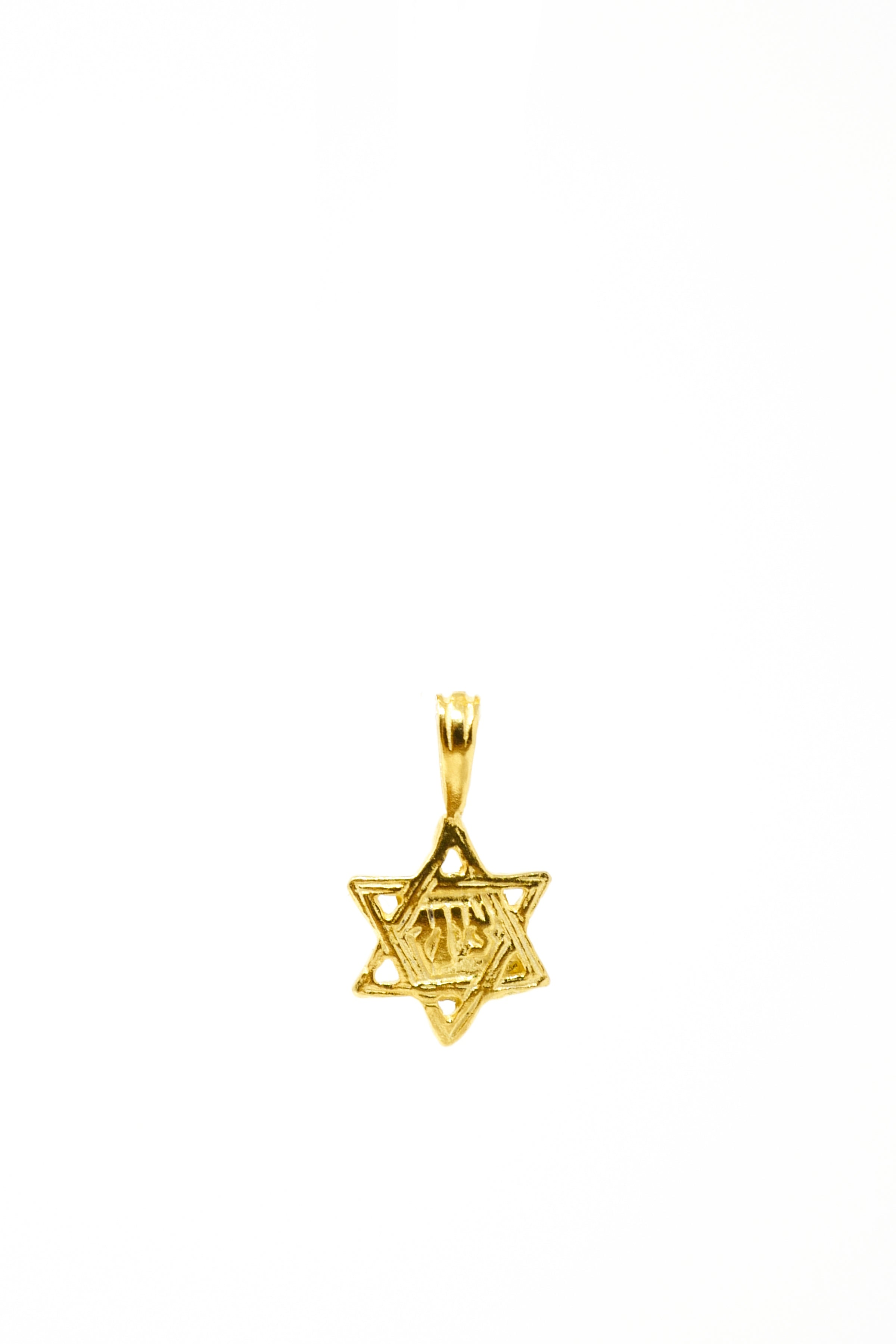 THE STAR of David Pendant I
