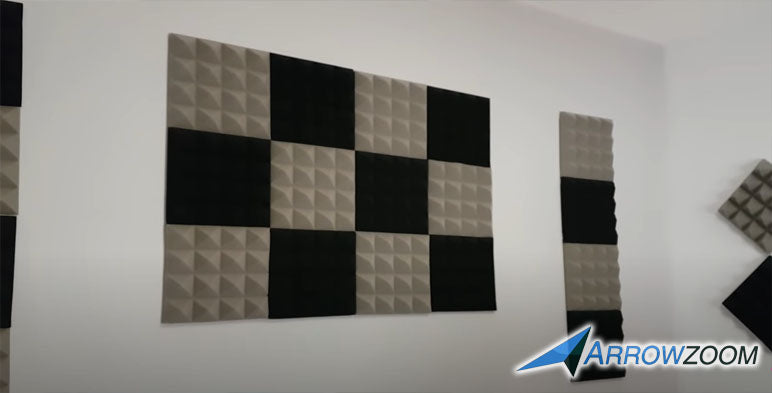 Place the foam to your desired location on your room.