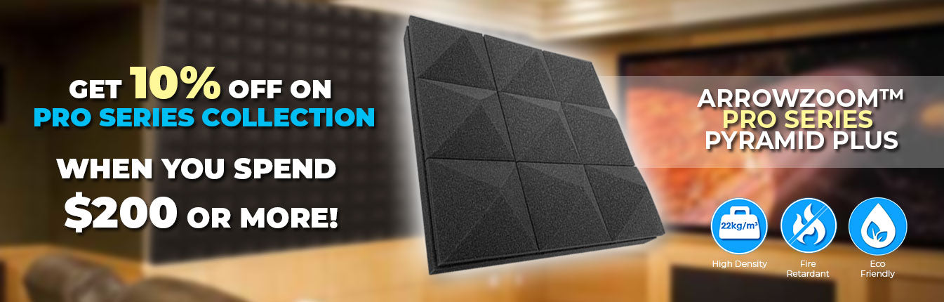 Get 10% off on Pro Series Pyramid Plus when you spend $200 or more!