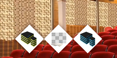 Order Great Sound-Absorbing Room Kits