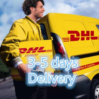 New DHL / EMS / Hong Kong Post Shipping