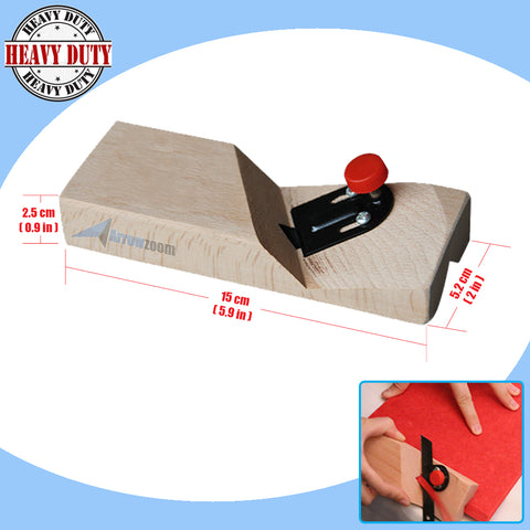 Arrowzoom Heavy-Duty Wood Acoustic Polyester Fabric Panel Cutter KK1155