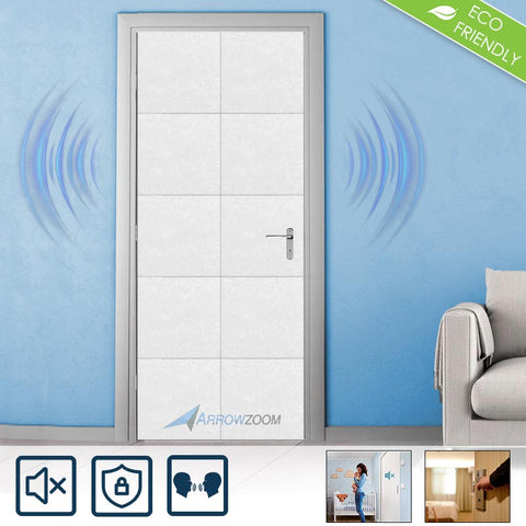 Arrowzoom Door Soundproofing Kit All in One System KK1184