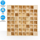 Arrowzoom™ Pro 64 Grid Wooden Sound Diffuser KK1202