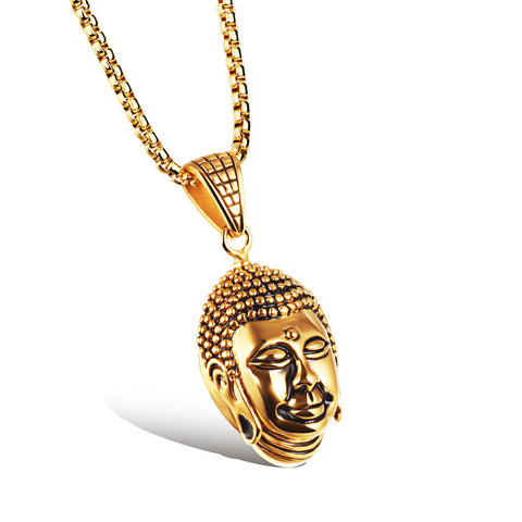 Zen Buddha Necklace