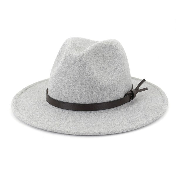 Go Lucky Hat - Light Grey