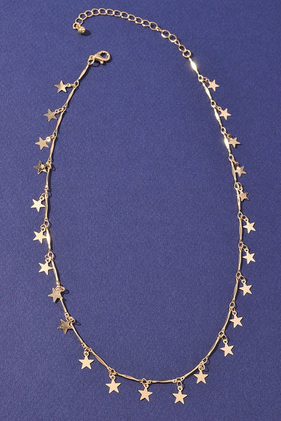 Starry Eyes Necklace