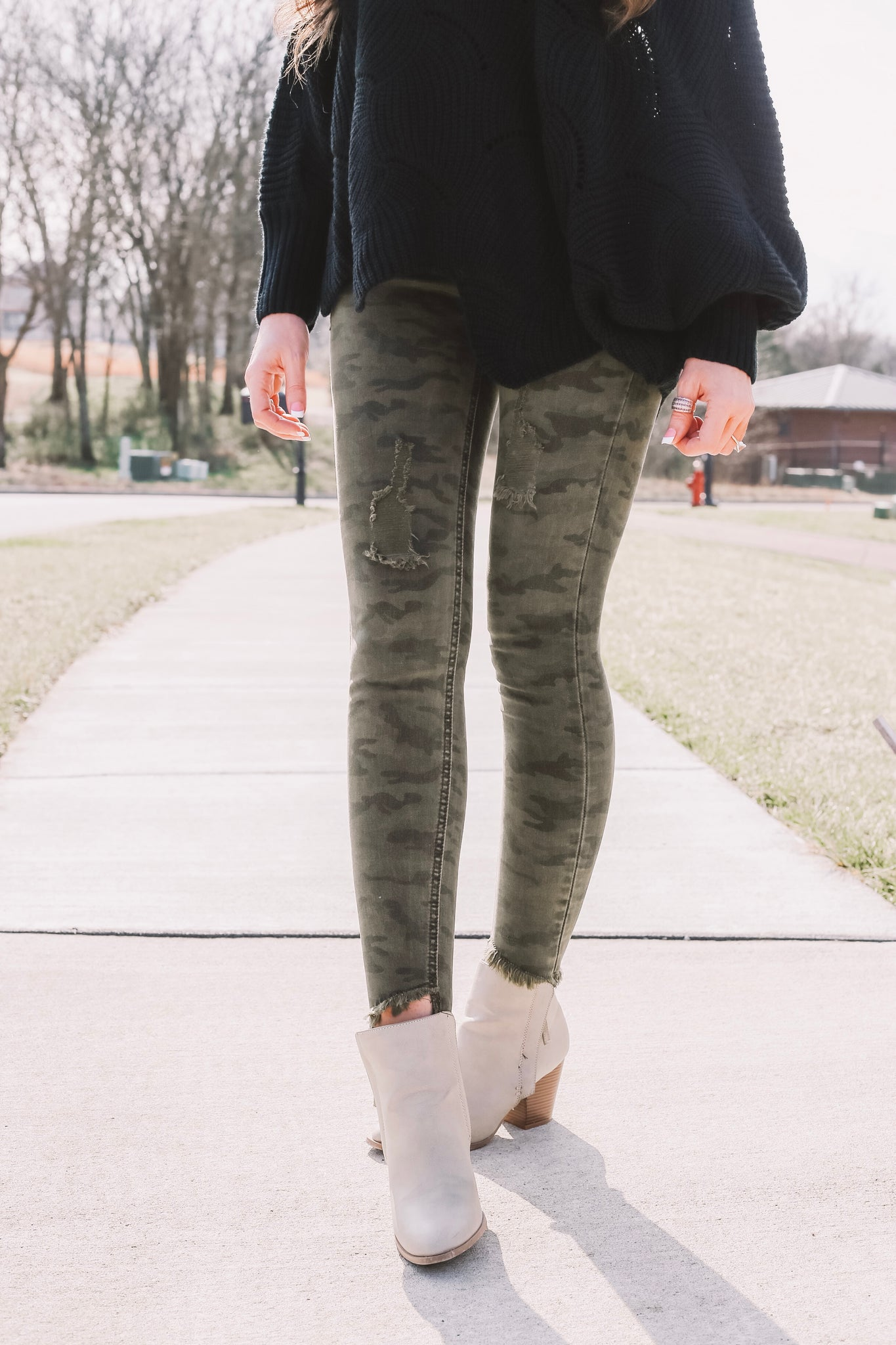 Cannot Have Enough Camo Pants - Bates Boutique