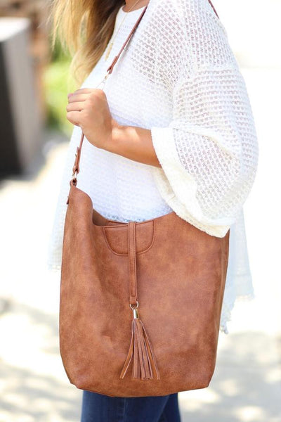 Emerson Hobo Bag - Bates Boutique