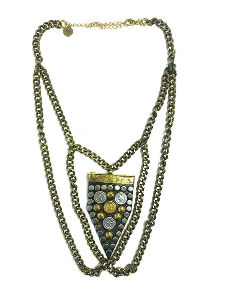Celine Necklace - Bates Boutique