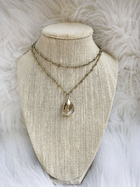 Warming Touch Necklace