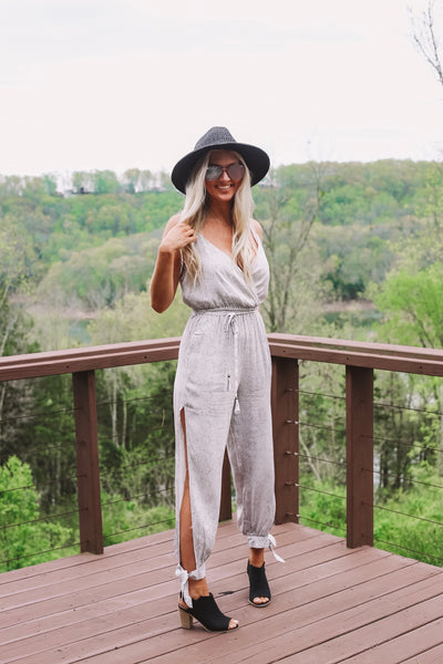 Better Days Jumpsuit - Classic