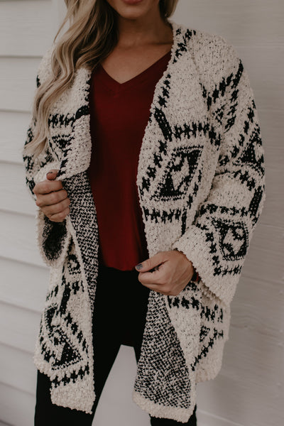 Absolute Aztec Cardigan