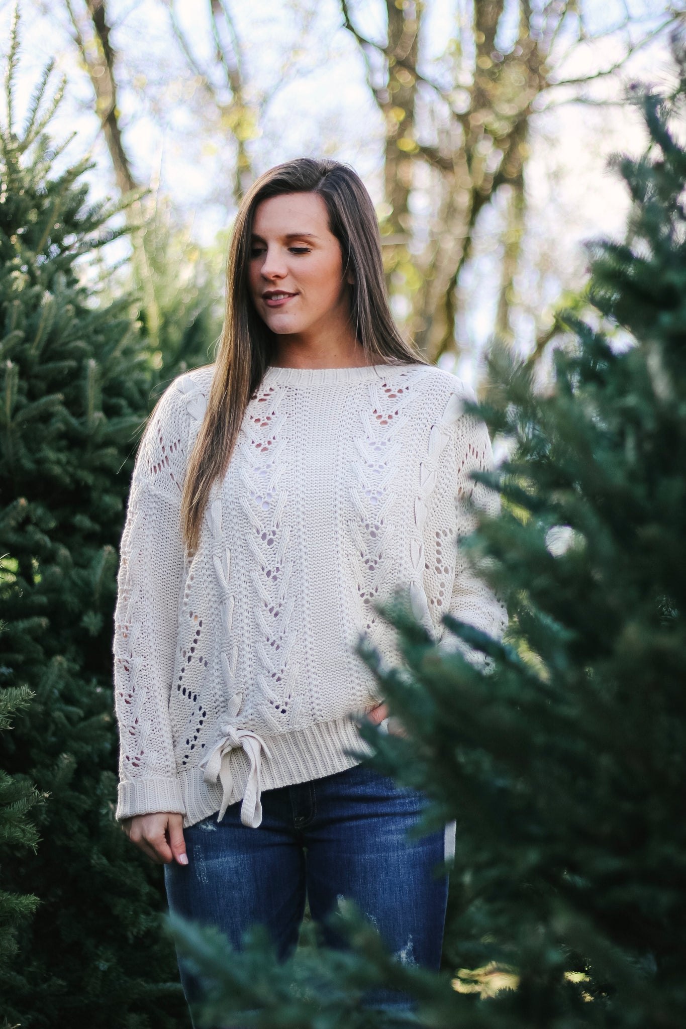 Caroling In The Night Sweater - Bates Boutique