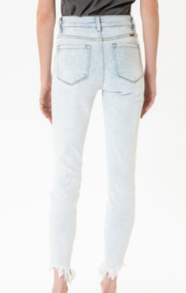 Hayes High Rise Skinny Jeans