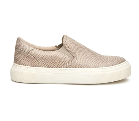 Gradient Sneakers - Ivory Lizard