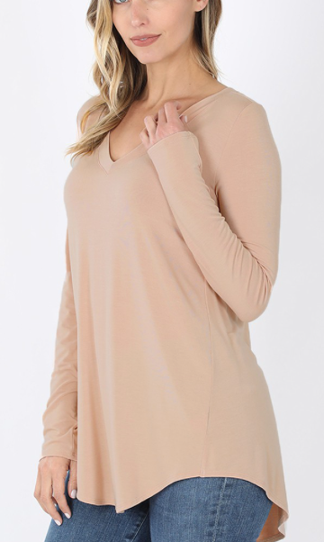 Mood Swing Top - Blush
